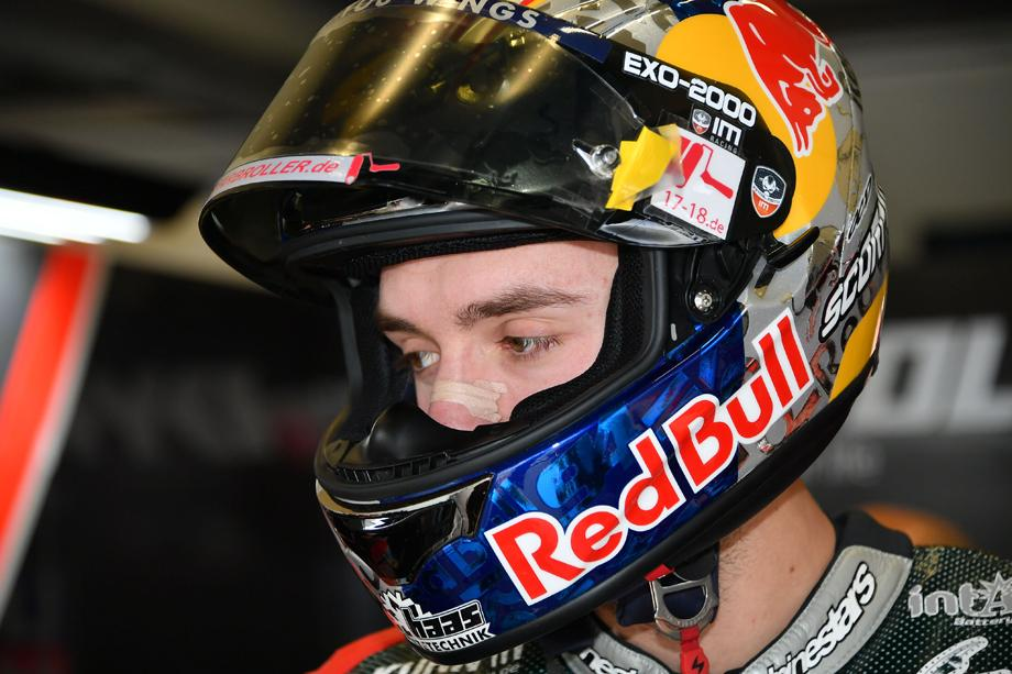MotoGP 2017: Jonas Folger, al Monster Yamaha Tech3