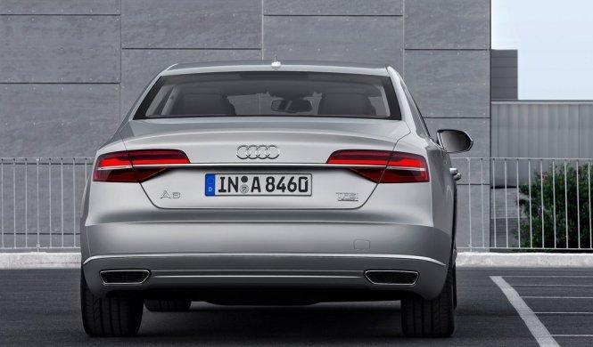 El próximo Audi A8 será tan lujoso como el Maybach Clase S