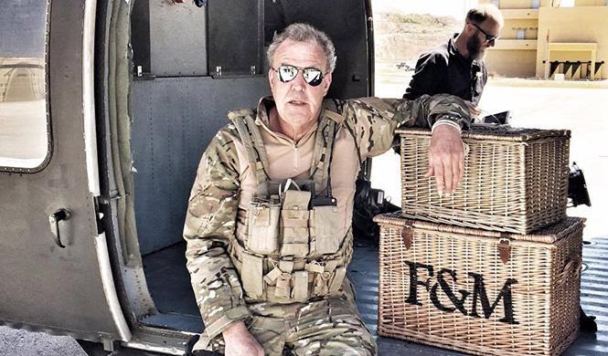 Las conversaciones más divertidas de Jeremy Clarkson en FB