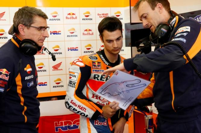 Dani Pedrosa, vete a Yamaha