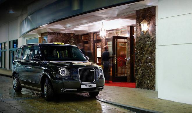 London Taxi lanzará su coche eléctrico en 2017