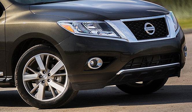 Nissan Pathfinder 2017: cazado el restyling