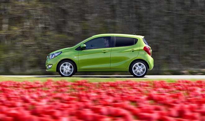 5 coches nuevos por menos de 8.000 euros