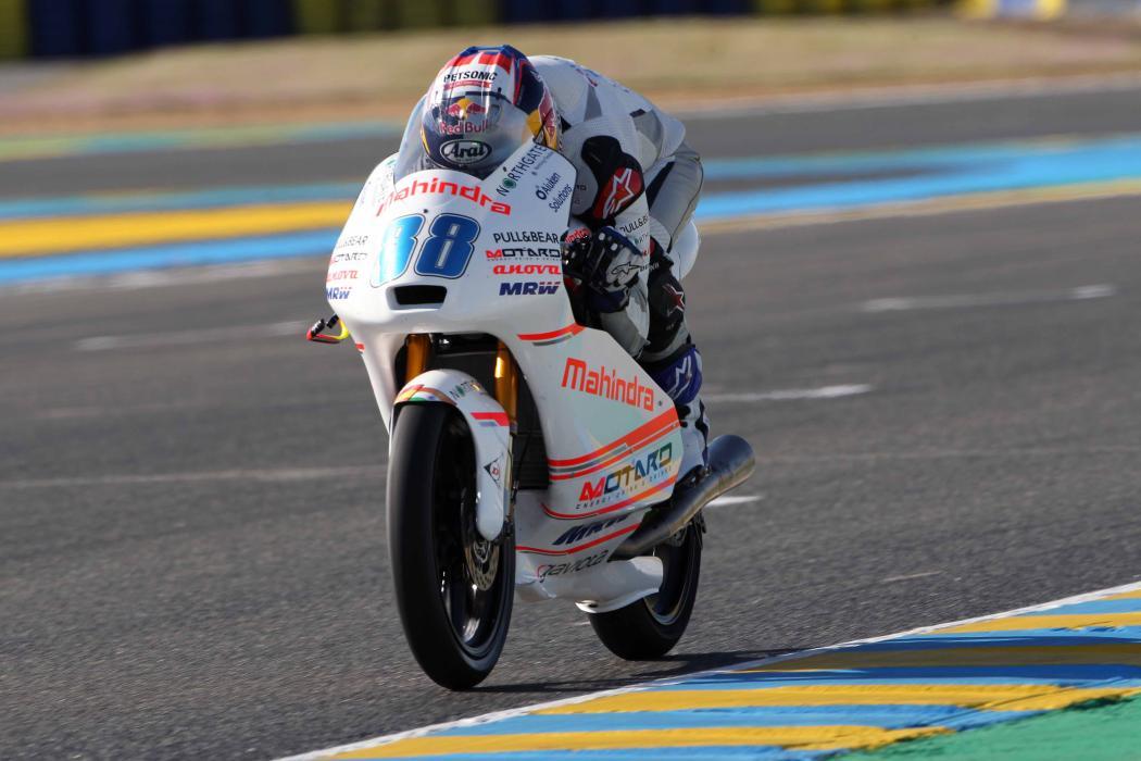 Moto3 2016: Jorge Martínez-Aspar, cansado de Mahindra
