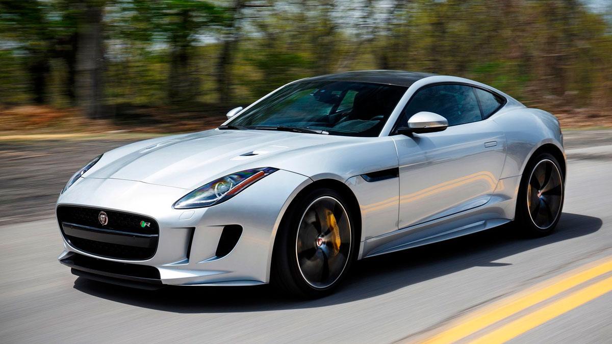 ¿Rival del 718? Cazado el Jaguar F-Type de cuatro cilindros