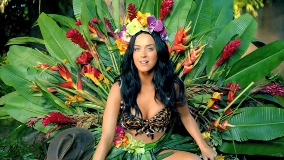¿Qué pasa si escribes Katy Perry en Google Translator?