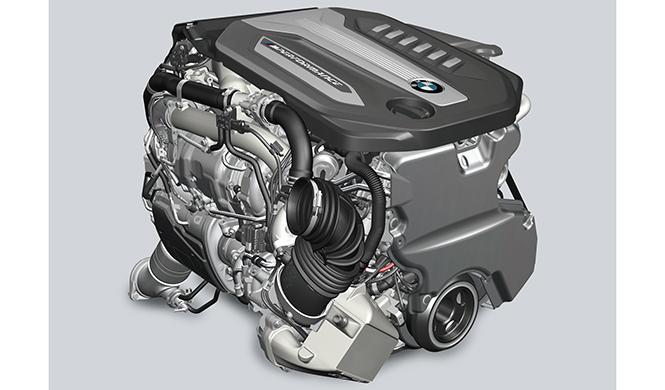 El BMW 750d estrena motor de cuatro turbos y 400 CV