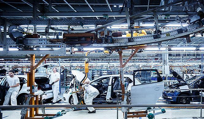 Los universitarios españoles 'son' de Volkswagen