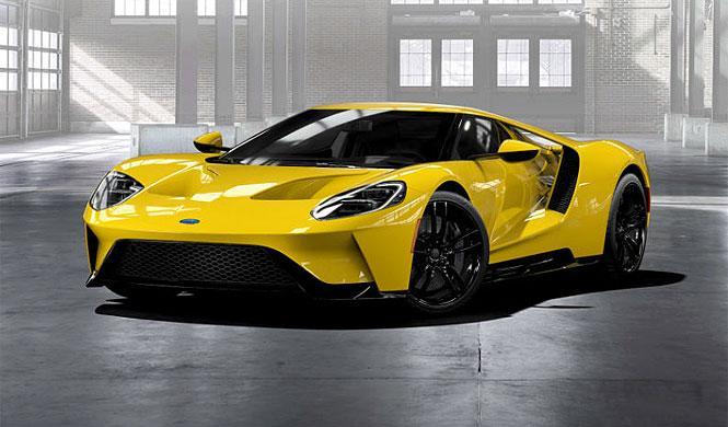 El Ford GT será más temible con estas llantas en carbono