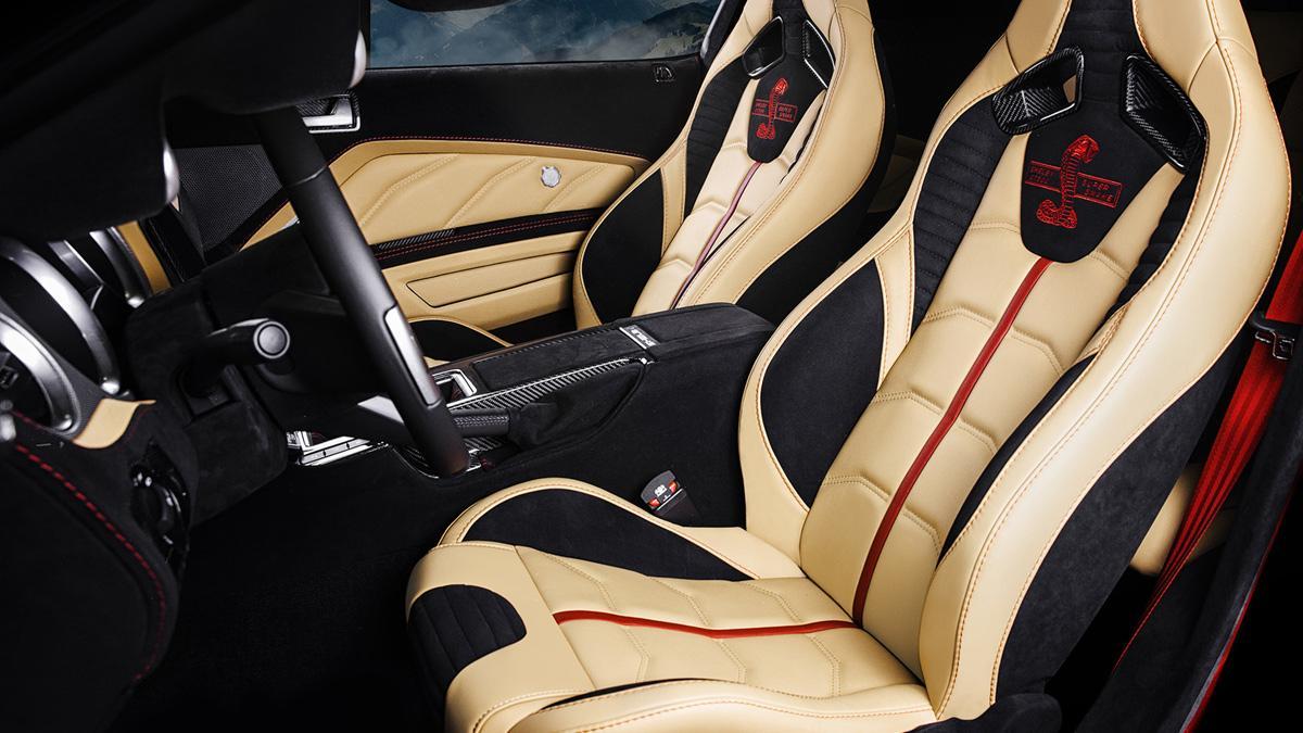 Vilner Shelby Mustang GT500 Super Snake