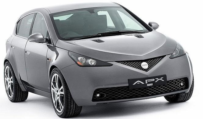 El SUV más feo del mundo podría fabricarlo Lotus