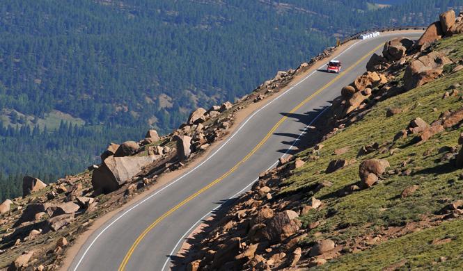 Un Tesla Model S correrá por primera vez en Pikes Peak