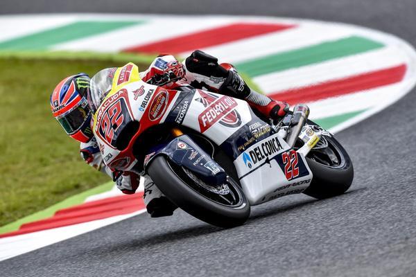 Clasificación Moto2 Mugello 2016: Sam Lowes quiere premio