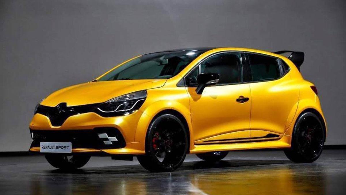 Renault Clio Sport Hardcore