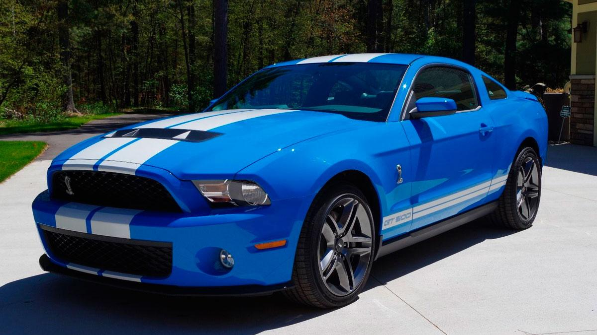 Shelby GT500 Ford Mustang