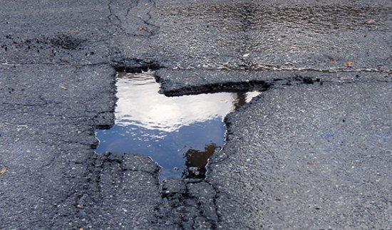 Misa en Lugo, ¡contra los baches de la carretera!