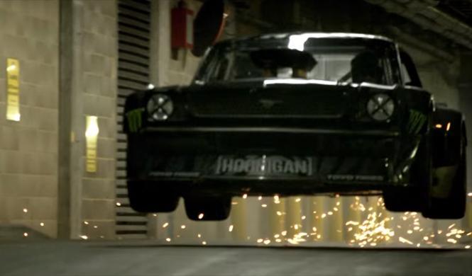 Matt LeBlanc protagoniza el último tráiler de Top Gear