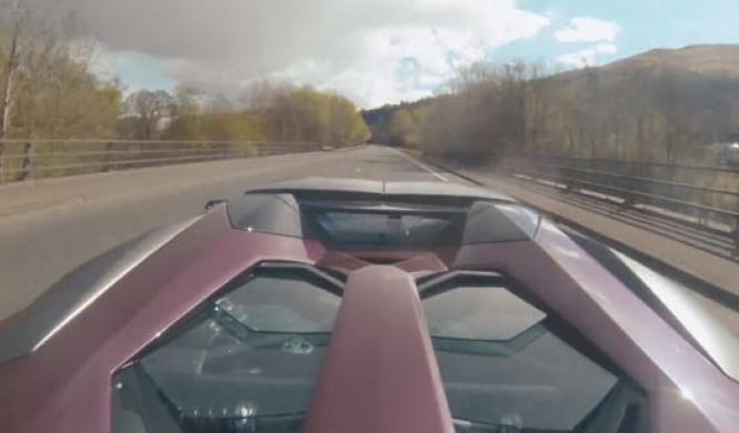 Vídeo: así ruge el Lamborghini Aventador SV Roadster