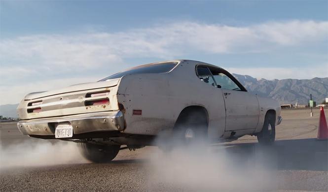Los 10 mejores coches de Roadkill juntos en un vídeo