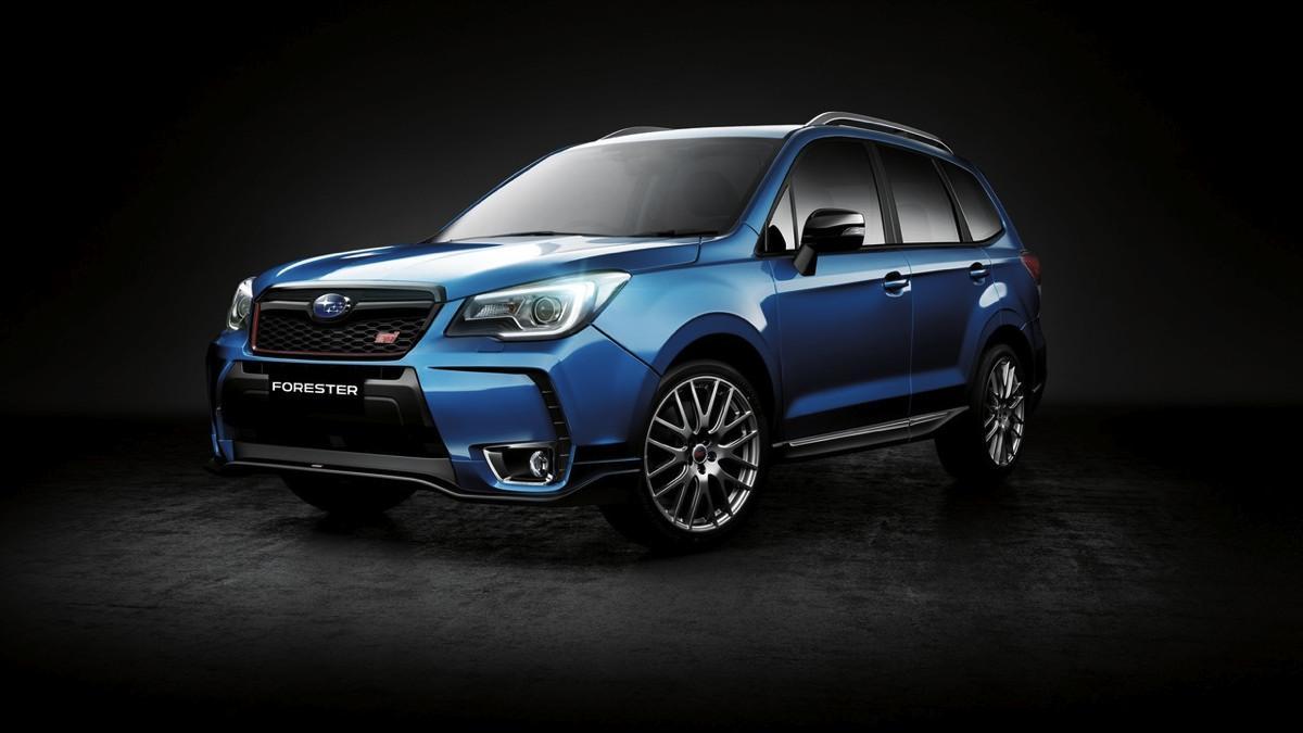 Subaru Forestar tS Australia
