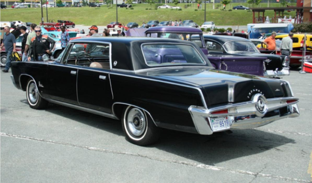 El Chrysler de Don Draper en Mad Men, a subasta