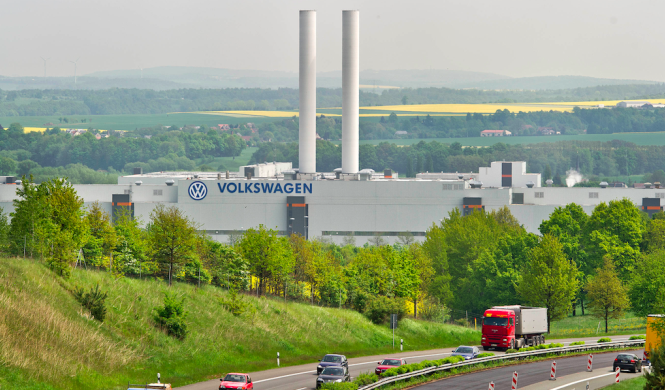 Volkswagen quiere hacer una superfábrica como Tesla