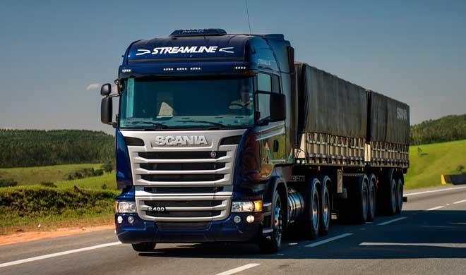 Scania también apuesta por los vehículos autónomos