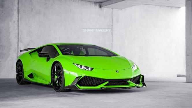 ¿Se pueden meter palos de golf en un Lamborghini?