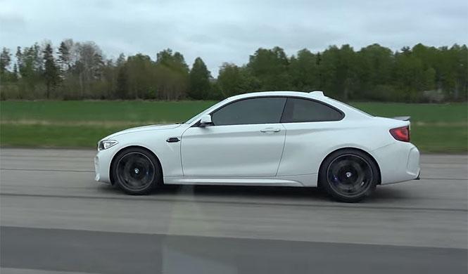 Vídeo: ¿puede ganar una carrera el BMW M2 a todo un M3?