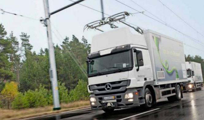 Así funciona la autopista eléctrica inaugurada en Suecia
