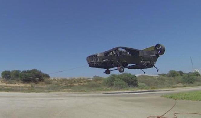airmule avion no tripulado batman