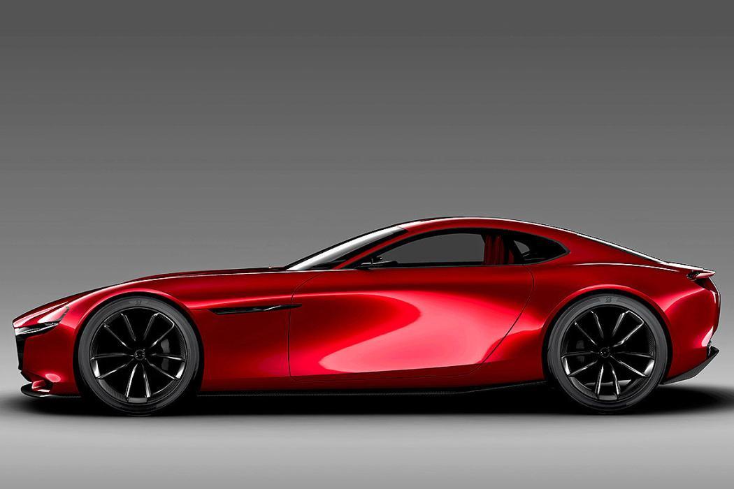 Un 'loco' quiere comprar un Mazda RX-Vision