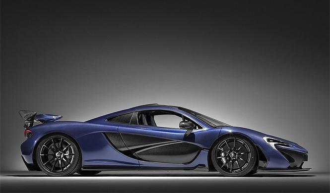 El futuro deportivo de McLaren será eléctrico