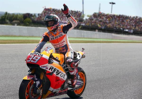 MotoGP Catalunya 2016: Luis Salom, omnipresente