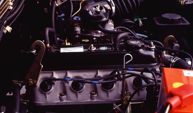 Dispositivo de grafeno que aumenta la eficiencia del motor