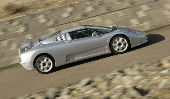 Romano Artioli: Bugatti fue saboteada por sus rivales