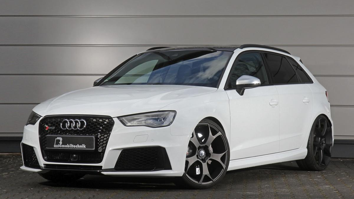 Audi RS3 by BB Automobiltechnik frontal