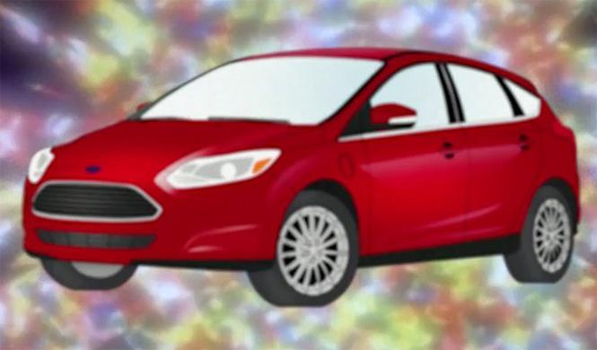 Capitán Planeta quiere conducir un Ford Focus eléctrico