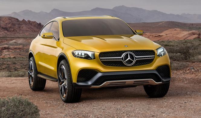 Mercedes mostrará su rival para el Tesla Model X en París