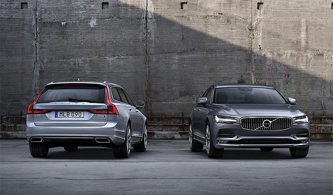 Polestar pone picante a los nuevos Volvo S90 y V90