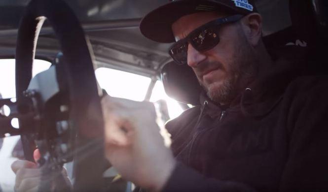 Vídeo: Ken Block conoce y prueba el Ford Focus RS RX