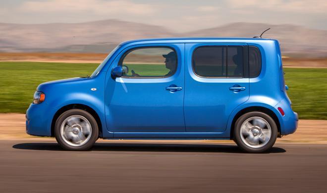 Coches que no se entendieron: Nissan Cube