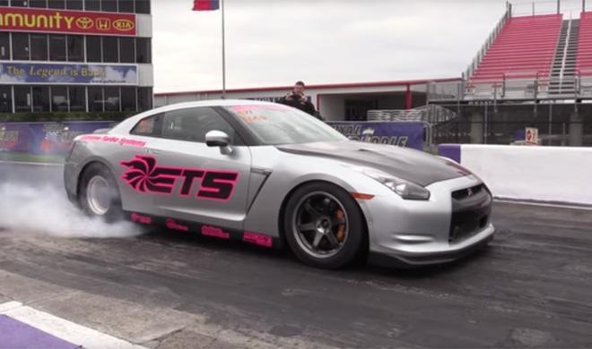 ¡Wow! Un Nissan GT-R con 2.000 CV de potencia