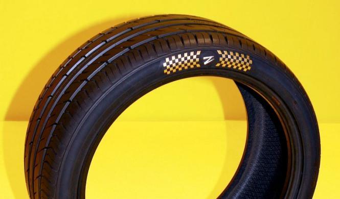 Los neumáticos que cuestan como tres Ferraris