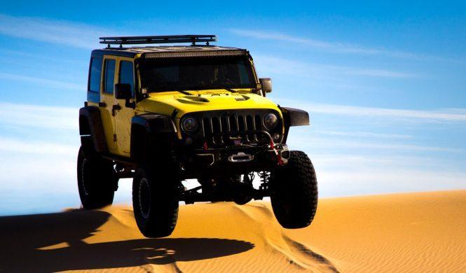 Vídeo: el viaje más salvaje con un Jeep Wrangler Rubicon