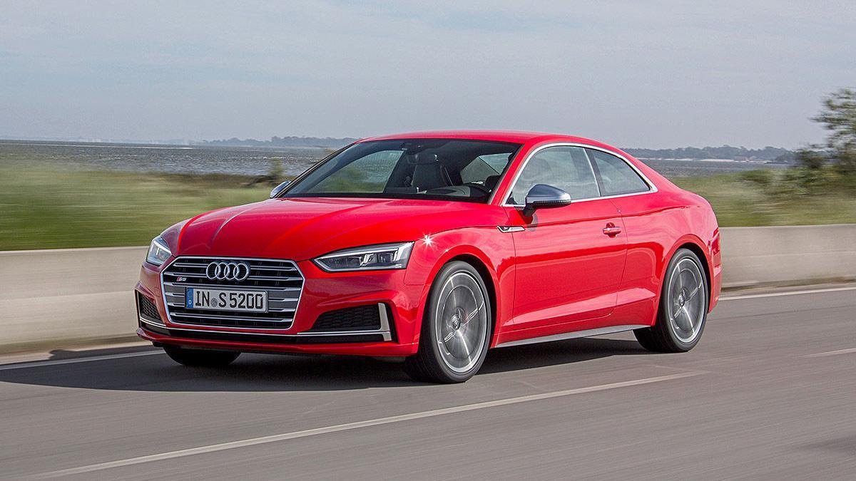 Prueba doble: Audi A5 y S5 Coupé (2016)