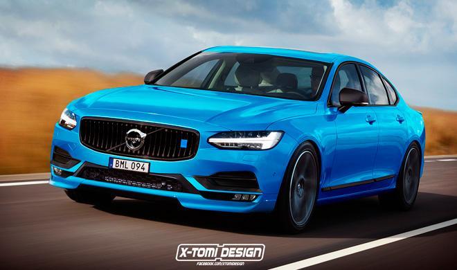 Los Volvo Polestar S90 y V90 con 450 CV llegarán este año