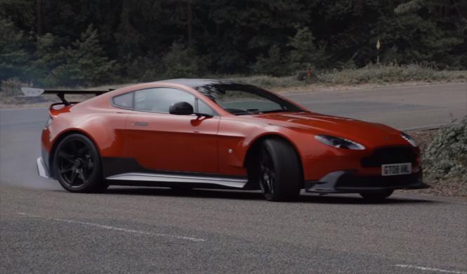 Vídeo: Aston Martin GT8, un deportivo de la vieja escuela