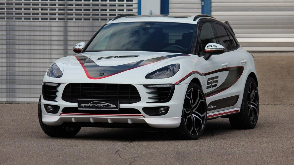 Porsche Macan S by SpeedART