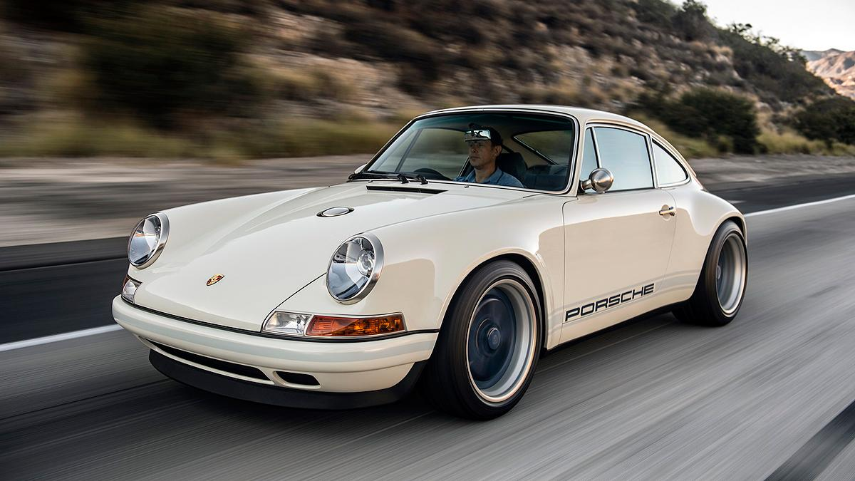 Fotos: Porsche 911 (964) by Singer en Goodwood 2016